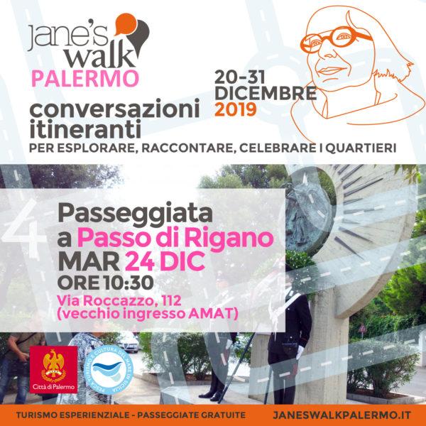 Jane's Walk Palermo - Passeggiata a Passo di Rigano