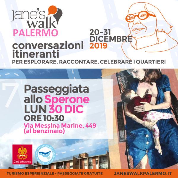 Jane's Walk Palermo - Passeggiata allo Sperone